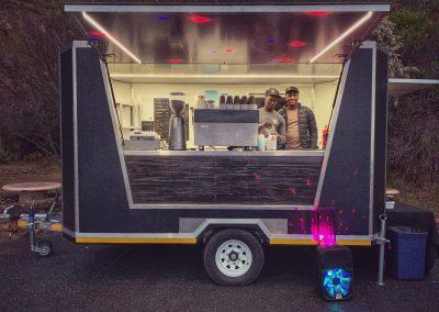 LA Barista Mobile Coffee Trailer - Loveyourself Wealthy